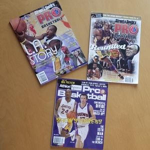 Street & Smith's NBA 04 & 05 | Athlon NBA Preview